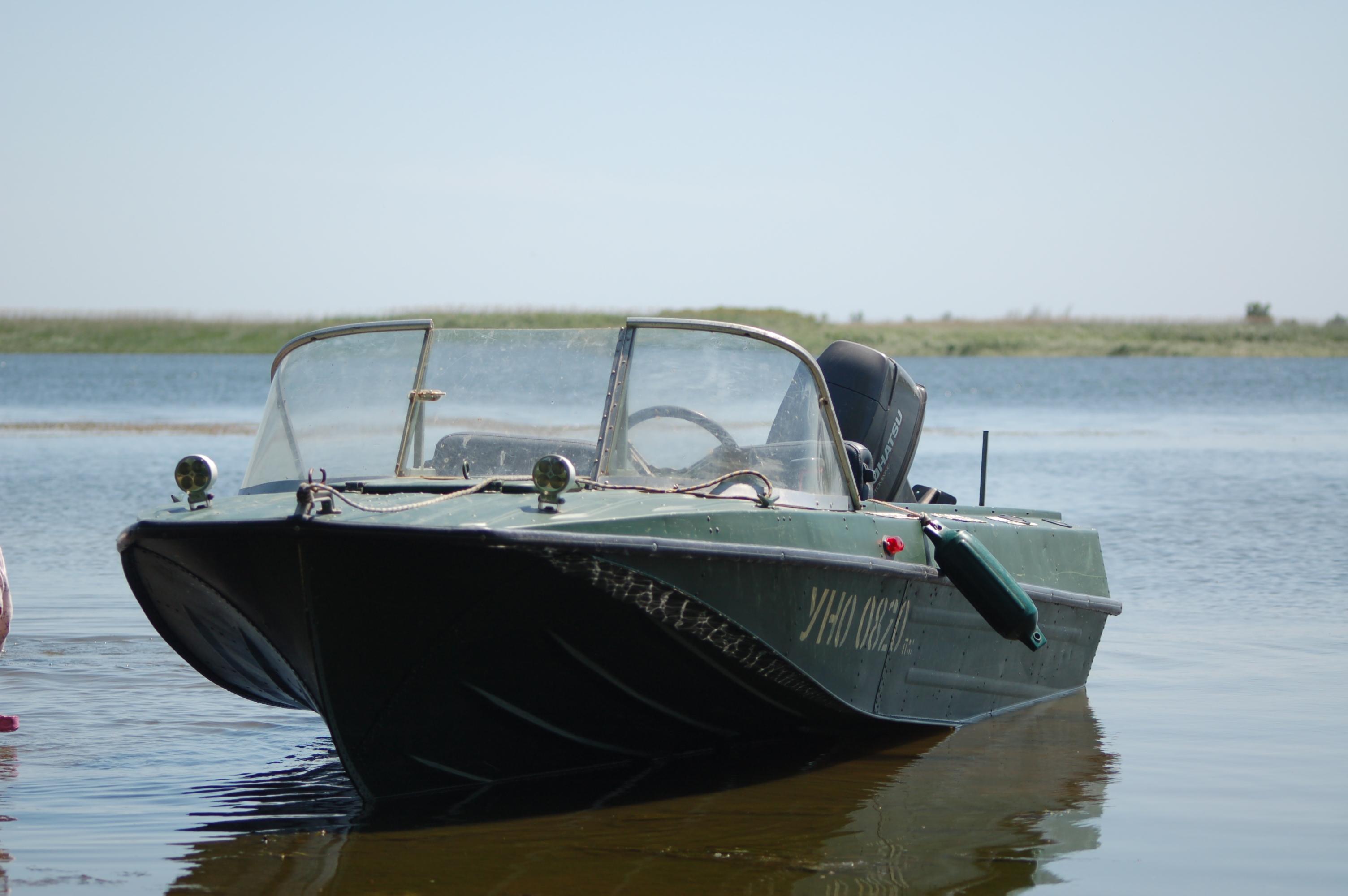 рыбачий база лодок